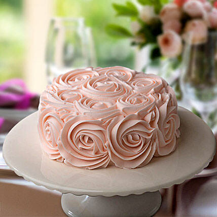 Floral Chocolate Cake: Mother's Day Designer Cakes