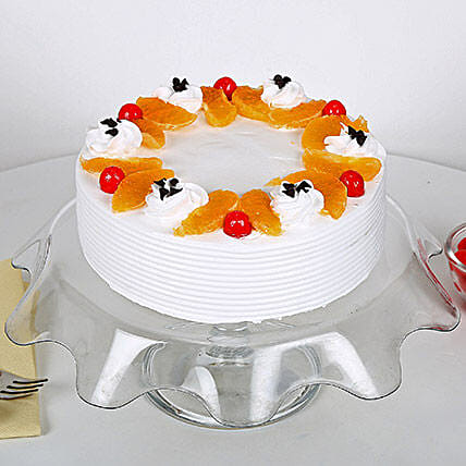 Fruit Cake: Gifts to Satna