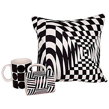 Get Edgy With Monochrome: Diwali Gift Hampers