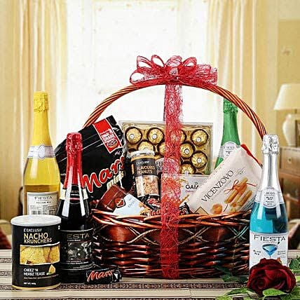 Glee of Exotic Gourmet: Send Gift Hampers