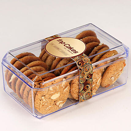 Gluten Free Almond Cookie Box: Cookies