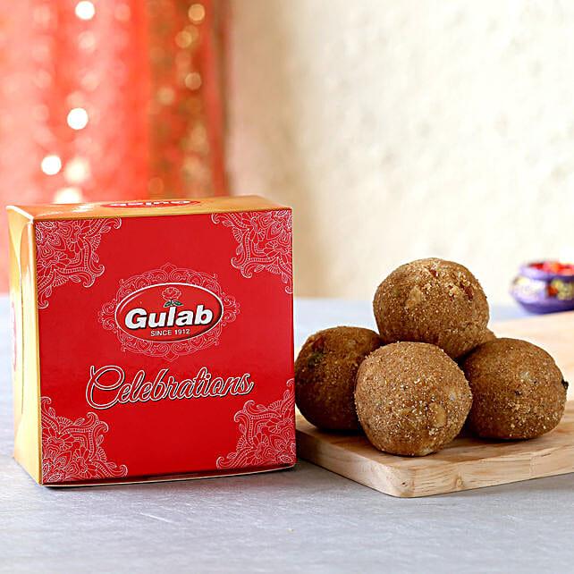 Gond Laddu Box: Teej Gifts
