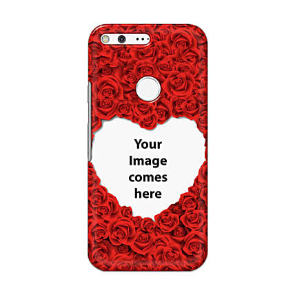 Google Pixel Customised Hearty Mobile Case: Personalised Google Mobile Covers