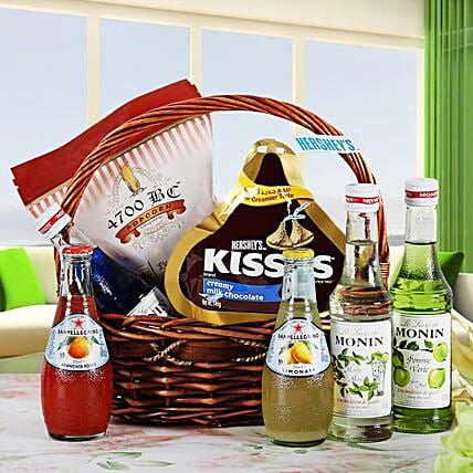 Gourmet of Love: Gift Hampers