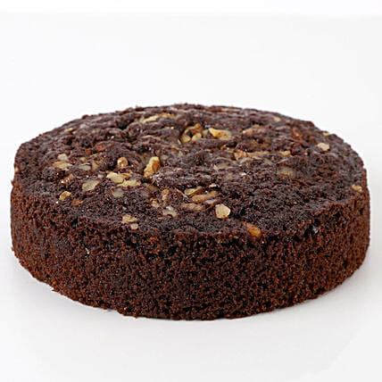 Healthy Gluten Free Walnut Dry Cake- 500 gms: Cake Delivery