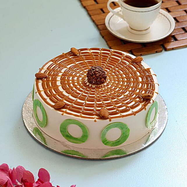 Heavenly Caramel Cake: Pohela Boishakh Gifts