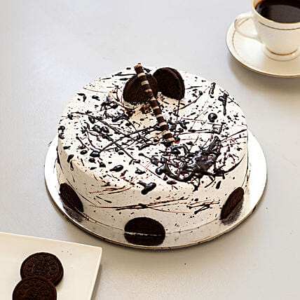 Heavenly Oreo Cookie Cake: Oreo Cakes