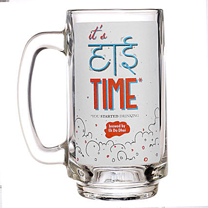 It is High Time Beer Mug: Unique Gifts