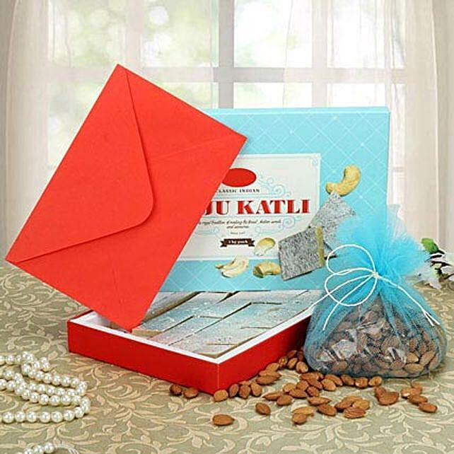 Joyful Gift Combo: Buy Greeting Cards