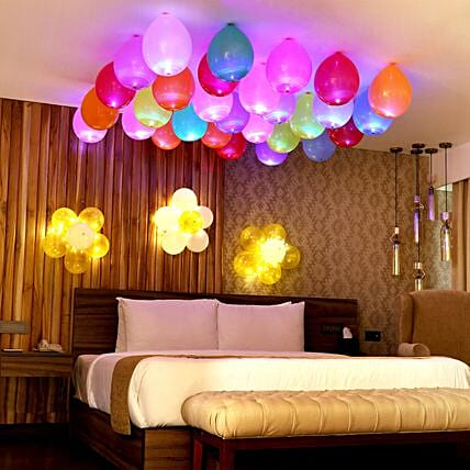 LED Balloons Decor: Premium Gifts