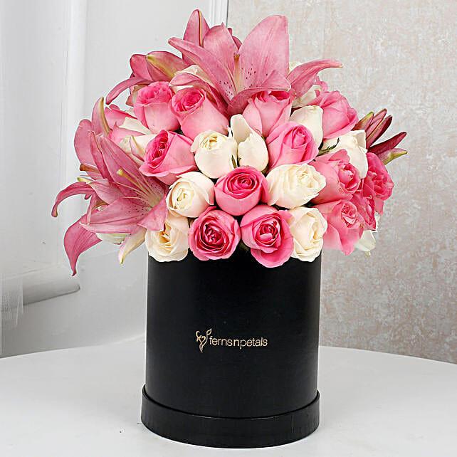 Lilies N Roses Extravaganza: