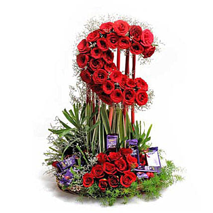 Loaded With Love: Premium Flowers