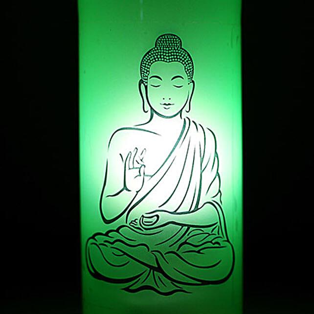 Lord Buddha Lamp: Buddha Collection