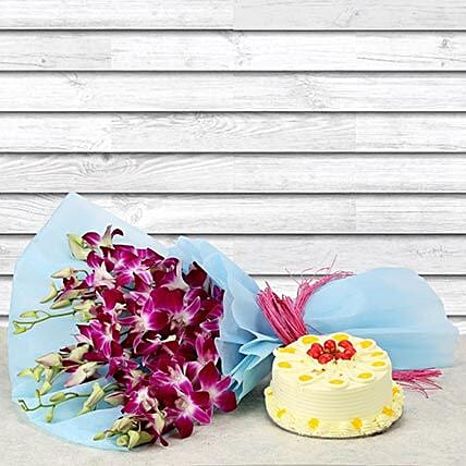 Love Extremities: Flower & Cakes for Fathers Day