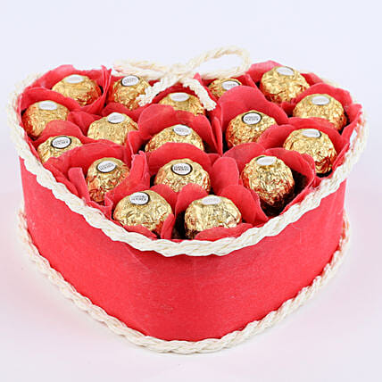Love Ferrero Chocolates: Chocolate Gifts in India