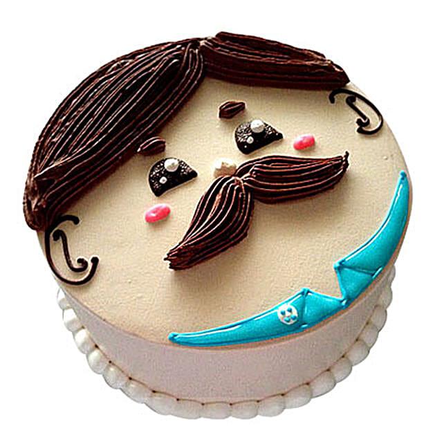 Lovely Designer Cake: Fathers Day Designer Cakes