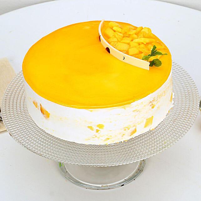 Mango Delight Cake: Mango cakes