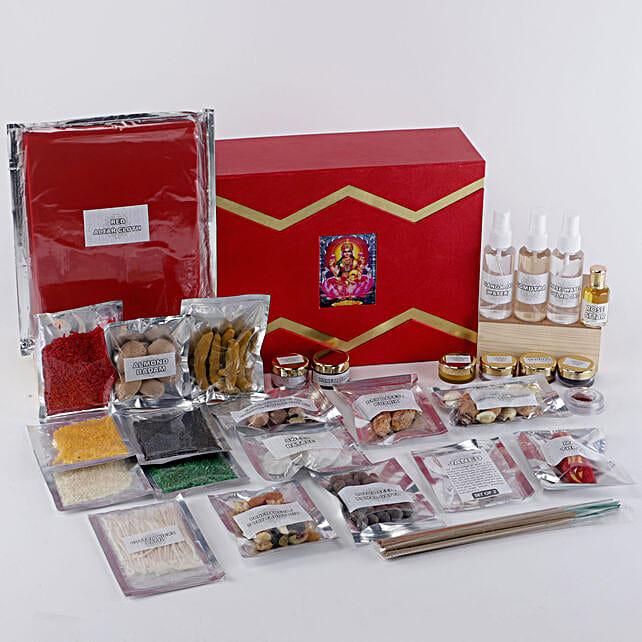 Margashirsha Lakshmi Puja Box: Diwali Gifts for Family