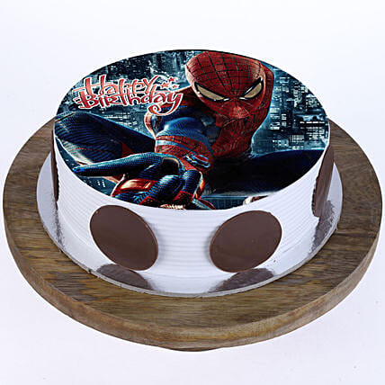Marvel Spiderman Cake: Spiderman Cakes