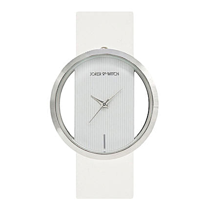Minimal White Watch For Women: Buy Watches