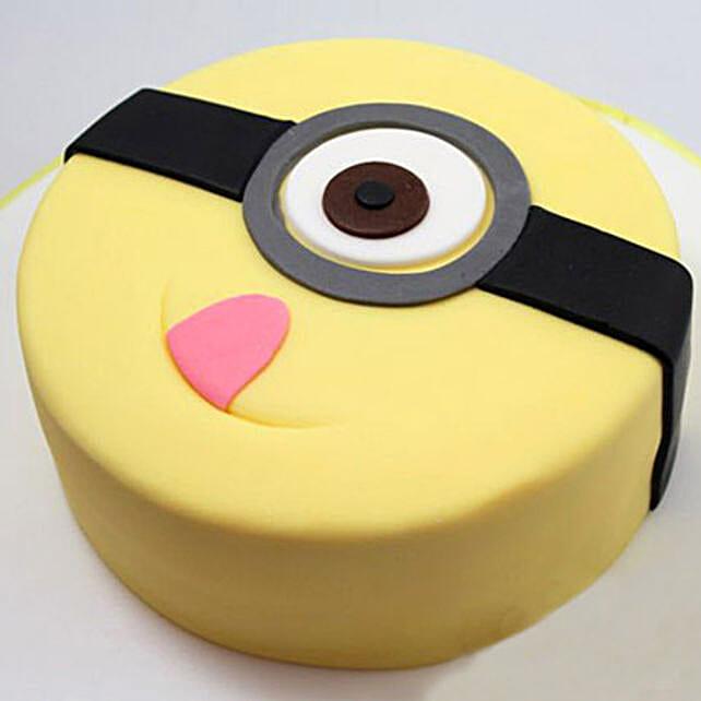 Minion Stuart Cake: Designer Cakes