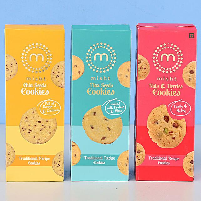 Misht Healthy Cookies Combo: Cookies