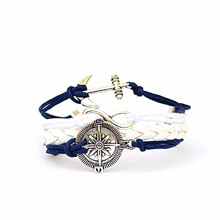 Nautical Blue Bracelet: Friendship day Bracelets