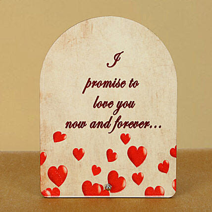 Now n Forever Plaque: Plaques Gifts