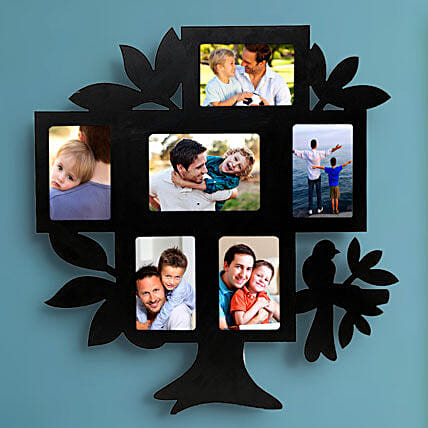 Pampering Love Personalized Frame: