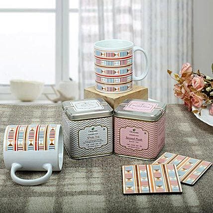 Perfect Tea Hamper: Combo Gifts