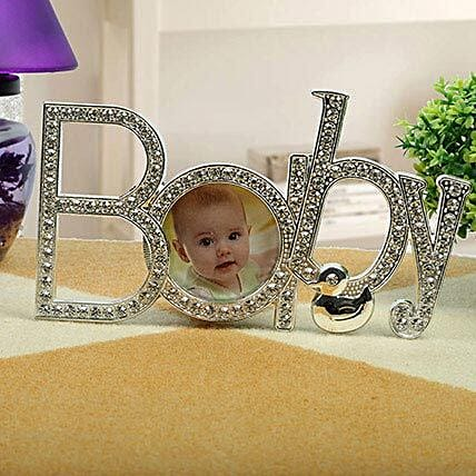 Personalised Baby Photo Frame: Premium & Exclusive Gift Collection