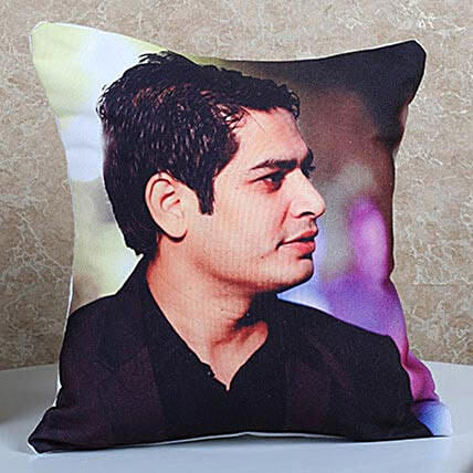 Personalised Cushion for Him: Same Day Personalised Gifts
