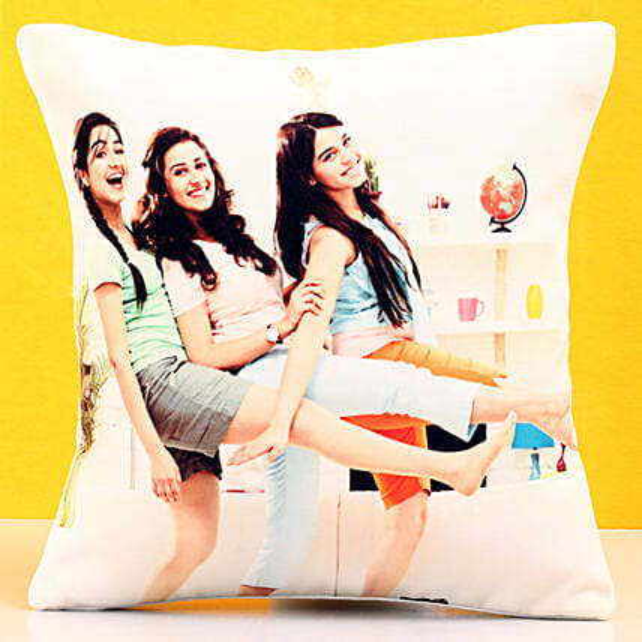 Personalised Friendship Day Cushion: Buy Cushions