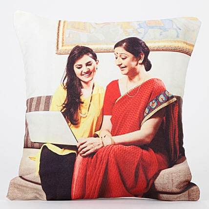 Personalised LED Cushion For Mom: Same Day Personalised Gifts