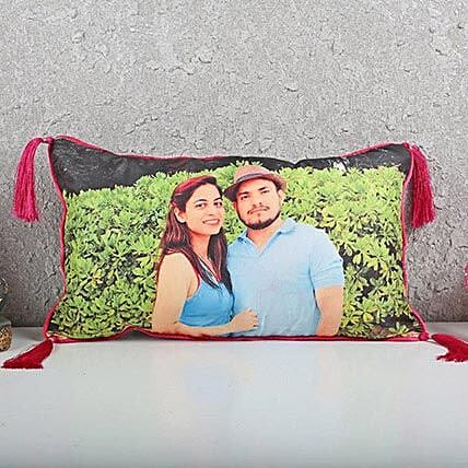 Personalised Love Cushion: Gifts for Wedding