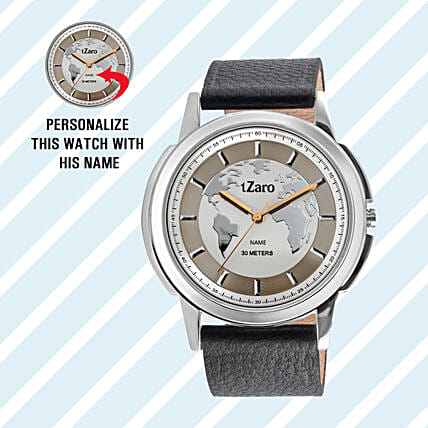Personalised Quartz Watch For Him: Buy Watches