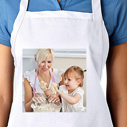 Personalized Apron For Mother: Personalised Gifts Guwahati