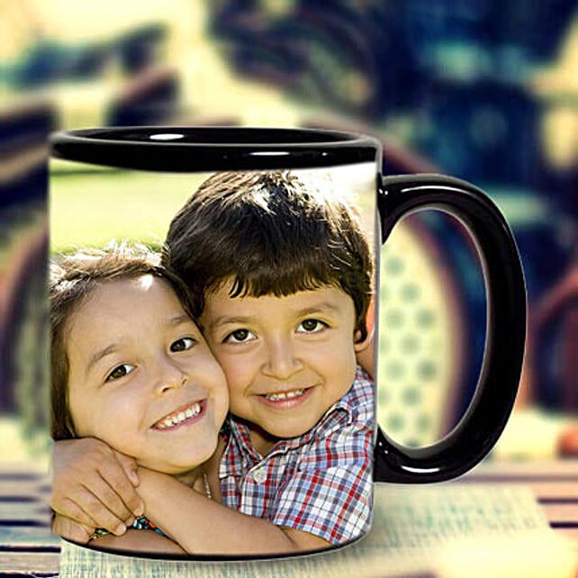 Personalized Beautiful Memories: Personalised Mugs for Bhai Dooj