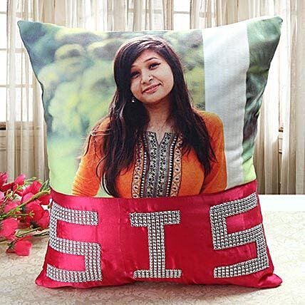 Personalized Comfy Cushion Sister