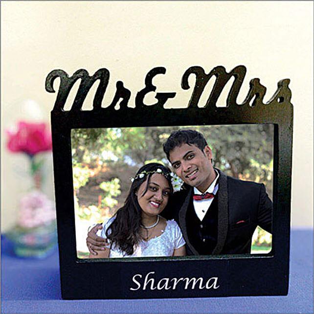 Personalized Couple Photo Lamp: