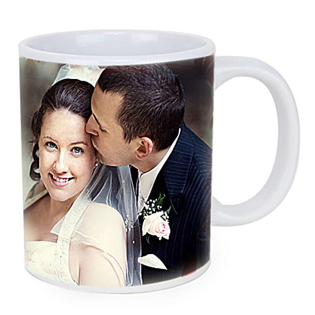 Personalized Couple Photo Mug: Mugs for birthday