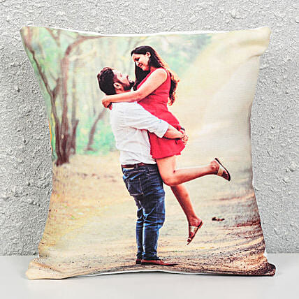 Personalized Cushion Gift: Send Gifts to Uttar Dinajpur