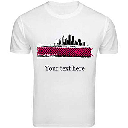 Personalized Funky T Shirt Personalised Shirts