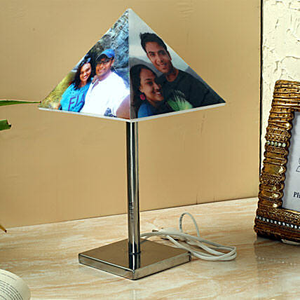 Personalized Incredible Lamp: