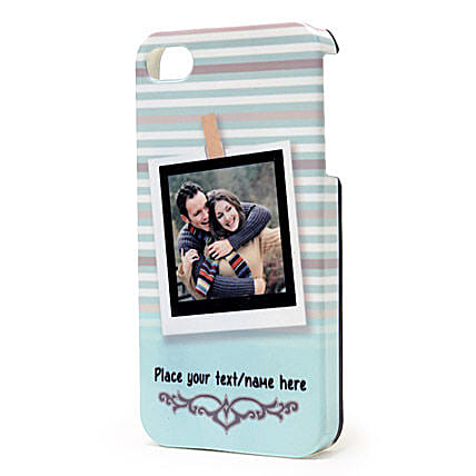 Personalized iPhone Photo Cover: Personalised Mobile Covers