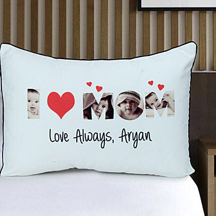 Personalized Love Pillow Cover: Personalised Cushions