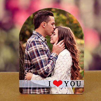 Personalized Love Plaque: Valentine Romantic Gifts