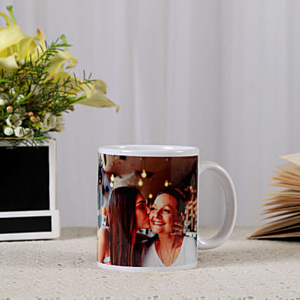 Personalized Ceramic Mug: Birthday Mugs