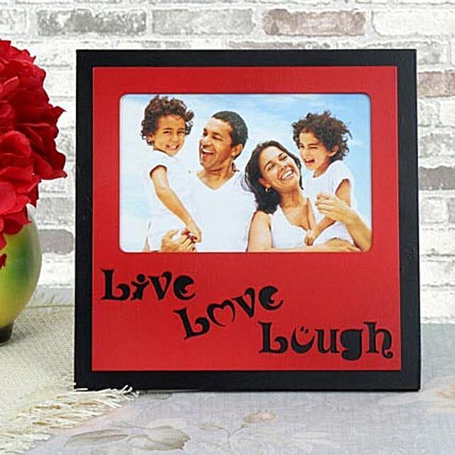 Personalized Precious Memories Frame: Birthday Personalised Photo Frames