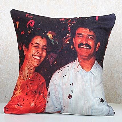 Personalized Relaxing Cushion: Gifts for Parents Day